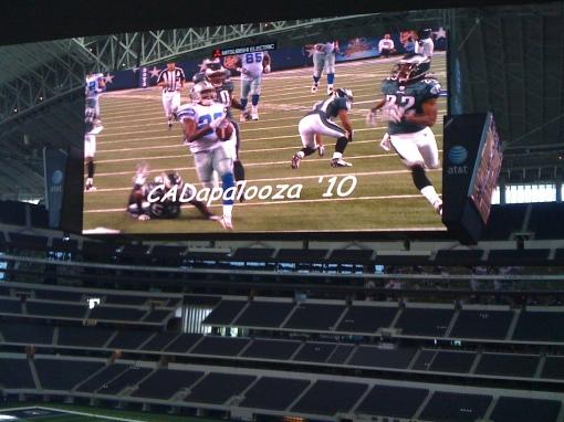 CADapalooza 2010 at Cowboys Stadium